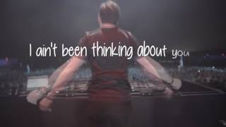 Hardwell Ft. Jay Sean   Thinking About You [LYRICS]