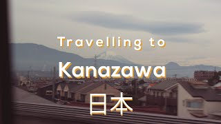 Japan Vlog 05. Travelling to Kanazawa