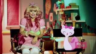 Behind The Scenes Of The Lalaloopsy Girls Music Video Shoot