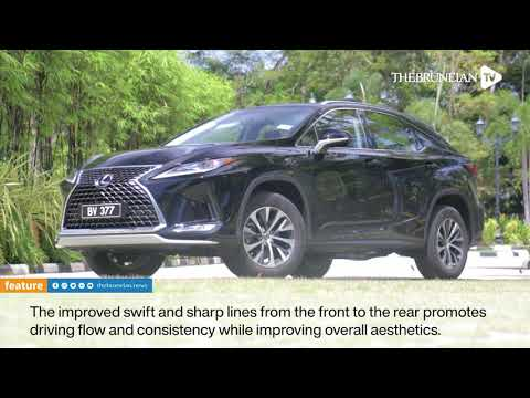LEXUS RX300 2020 The Epitome of Luxury and Comfort