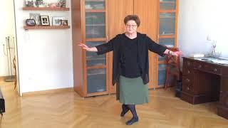 Ballett Übung 4 für Kinder 5-6 Jahre