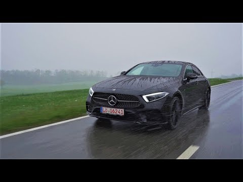Mercedes-Benz CLS 450 4Matic Edition 1 - Review, Fahrbericht, Test