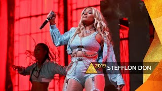 Stefflon Don   Phone Down (Glastonbury 2019)