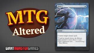 MTG Altered - Dispel, A Blue Control Staple