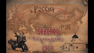 Motocyklem na Syberię, nad Bajkał i do Mongolii