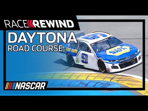 NASCAR デイトナRC(デイトナインターナショナルスピードウェイ ロードコース)17分でみるハイライト動画