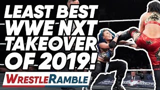 Least Best WWE NXT TakeOver In Years?! WWE NXT TakeOver: Toronto 2019 Review | WrestleTalk