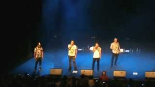 5ive 01/11/2013 Enmore Theatre - Closer To Me