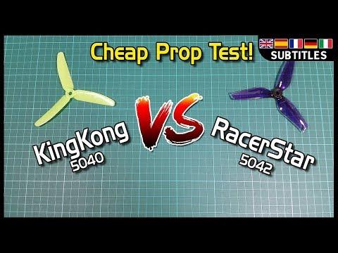 RacerStar 5042 VS KingKong 5040