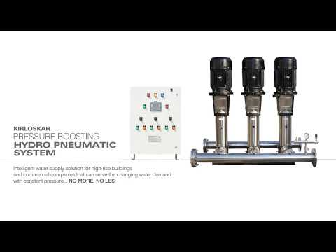 Kirloskar Hydropneumatic Pumps