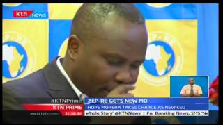 KTN Prime: P-T-A reinsurance company announces Hope Murera as the new Managing Director