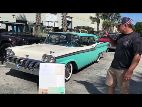 Video of '59 Galaxie 500 - M69P