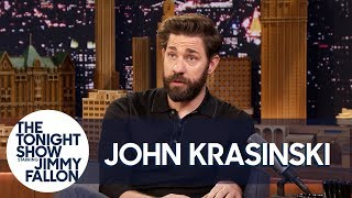 London Customs Agent Couldn't Believe John Krasinski Is Married to Emily Blunt - Video Youtube