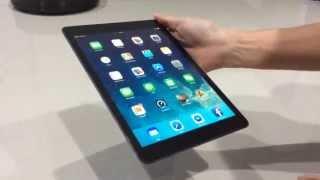 iPad Air 2 vs iPad Air รีวิว - dooclip.me