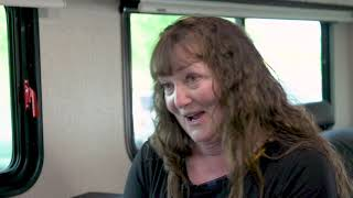 Christine Feehan RV Interview