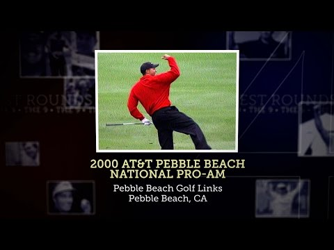 Tiger Woods' amazing comeback at 2000 AT&T Pebble Beach National Pro-Am