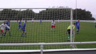 preview picture of video 'Buckley Town 4 - 1 Technogroup Welshpool - 18/09/10'