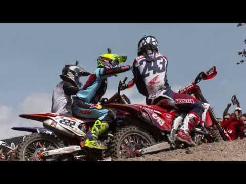 immagine di anteprima del video: Forza inarrestabile di Tony Cairoli al MXGP del Trentino 2017