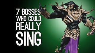 7 Evil Bosses Who Just Had to SING!