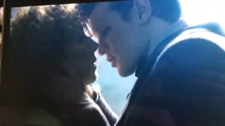 The Doctor and River Song's last goodbye