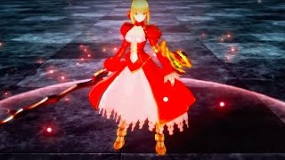Fate/Extella: The Umbral Star Official Trailer - E3 2016 by IGN