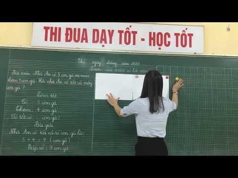 Chuyên đề Toán có lời Văn lớp 1