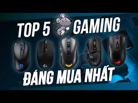 Tết này mua gì #1: Top 5 Chuột Gaming dưới 1 triệu đáng sở hữu đầu 2021