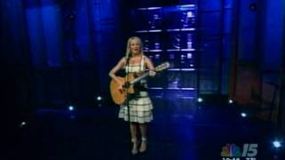 Jewel Live with Regis and Kelly Good Day
