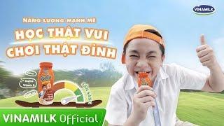 Quảng cáo Vinamilk - MV Super Susu Học thật vui, Chơi thật đỉnh - Nguyễn Hoàng Quân (Bé Ben)