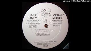 Disrespectable Megamix (DMC Mix By Alan Coulthard 1987)