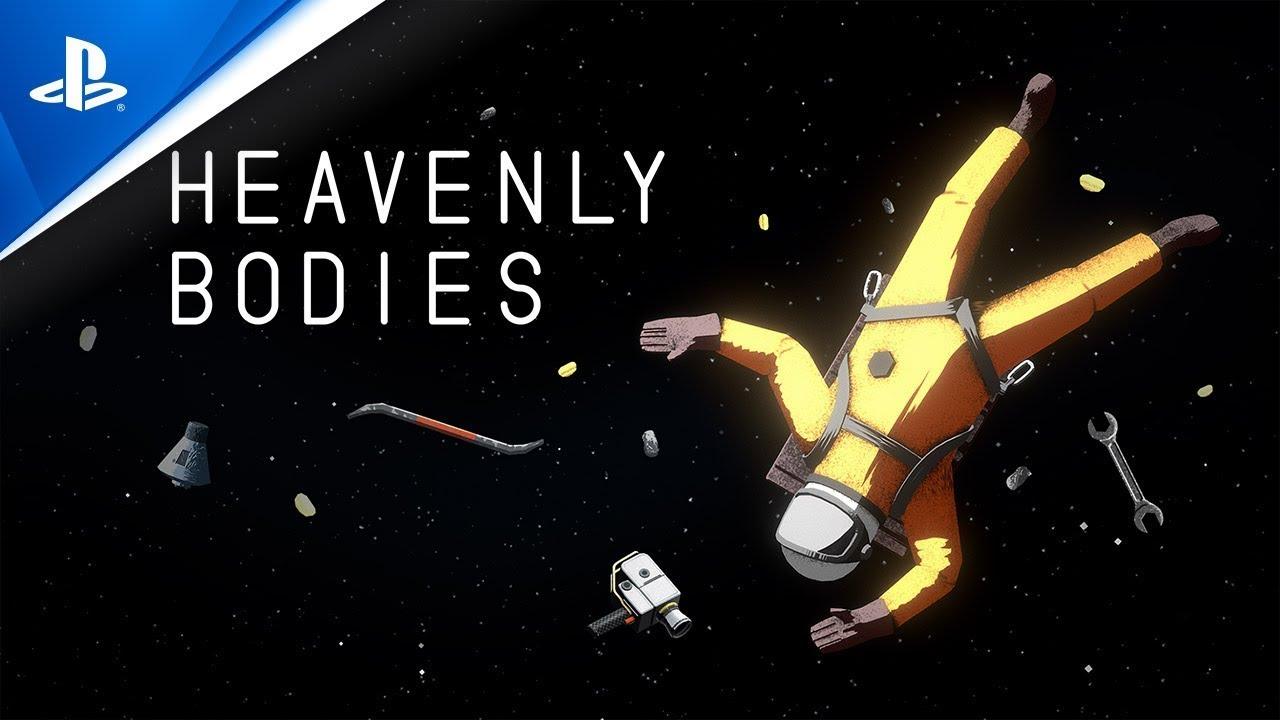 Heavenly Bodies débarque sur PS5 et PS4