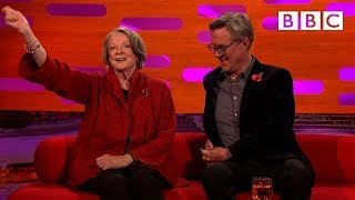 Dame Maggie Smith talks about being recognised in public | The Graham Norton Show - BBC