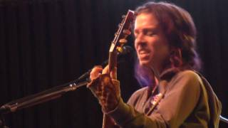 On Stage With Audix Microphones - Ani DiFranco