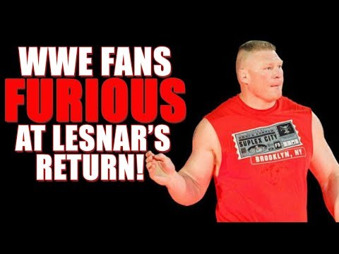 Real Reason For Brock Lesnar's 35 Second Squash Match!