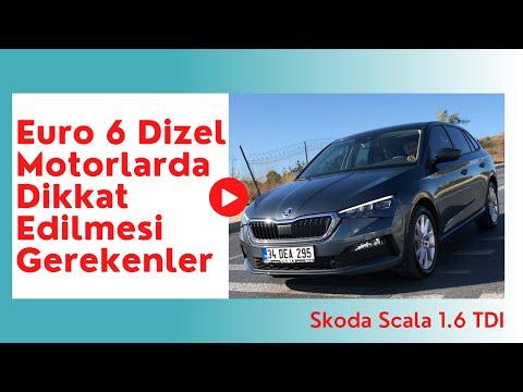 EURO 6 DİZEL MOTORLARDA DİKKAT EDİLMESİ GEREKENLER