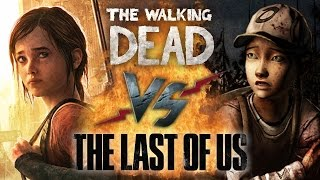Рэп Баттл - The Walking Dead vs. The Last of Us