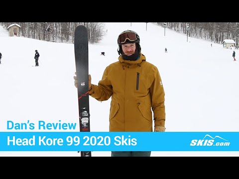 Video: Head Kore 99 Skis 2020 5 45
