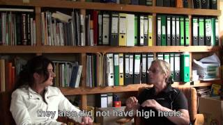 Maksida Vogt Meets Dr Hiltrud Straßer-Part III -german-english