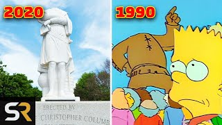 How The Simpsons Predicted 2020