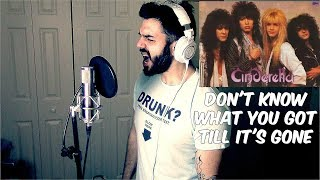 Cinderella - Don't Know What You Got Till It's Gone (Live Cover By Youssef Qassab)
