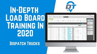 In-Depth Load Board Training In 2020