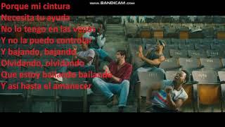 Alvaro Soler   La Cintura (tekst Na Ekranie)