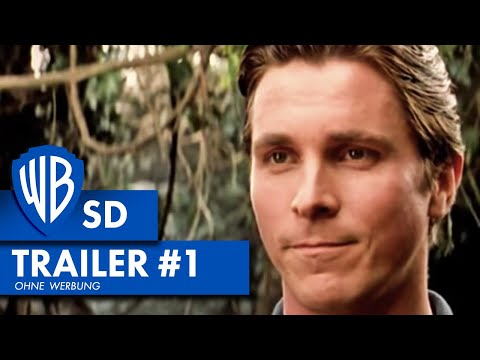 BATMAN BEGINS - Trailer Deutsch German