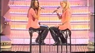 Paola e Chiara - Amici come prima - Sanremo 1997.m4v