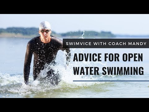 Advice for Open Water Swimming