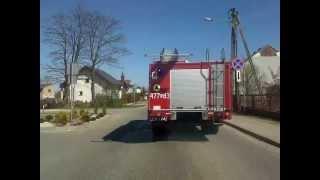 preview picture of video 'OSP Dalachów Alarmowo. Star GBAM 2,5/16 +8 Star 200'