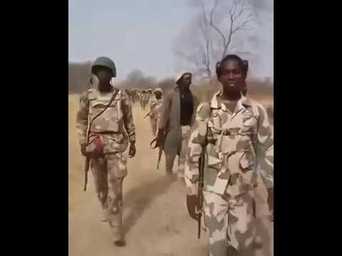 We Killed All Boko Haram Members In Sambisa Forest- Nigerian Soldiers