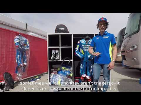 EXCLUSIVE: ALEX RINS SUZUKI ECSTAR RACE SUIT PEPARATION