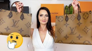 Louis Vuitton OnTheGo Tote MM Vs GM Bag Size Comparison | WHICH IS THE BEST?