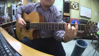 Lonely stranger (Eric Clapton cover)